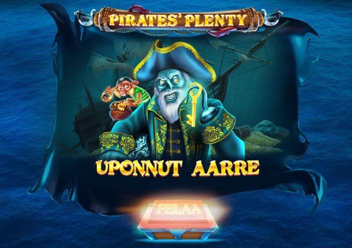 pirates plenty erikoistoiminto