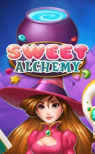 sweet alchemy kolikkopelissä on huikeita voittoja