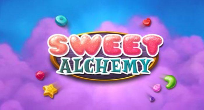 sweet alchemy kolikkopeli
