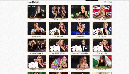 unique casinon livekasino