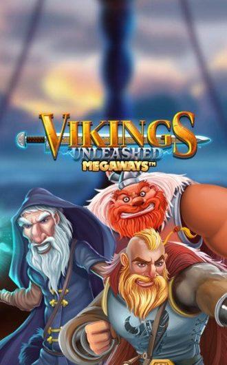 vikings unleashed megaways kolikkopelissä useita voittomahdollisuuksia
