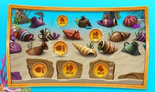 erikoistoiminto golden fish tank pelissä