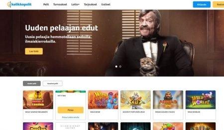 kolikkopelit nettikasino on suomalaisten suosikki