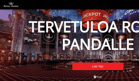 Royal Panda pay n play