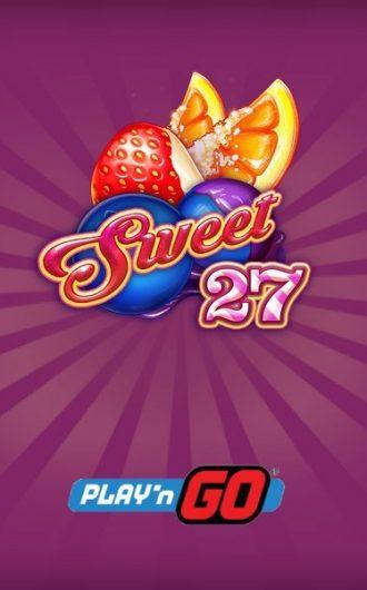 sweet27 logo