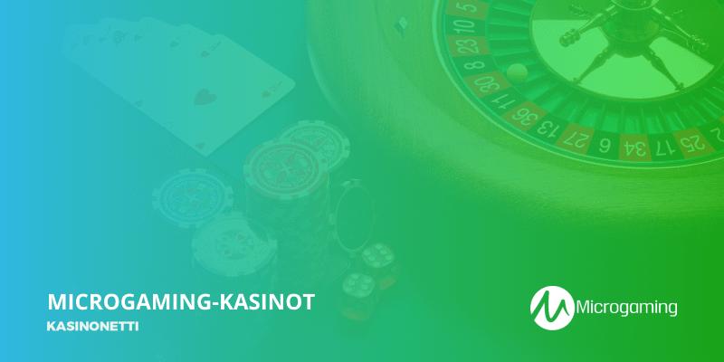 Microgaming-kasinot