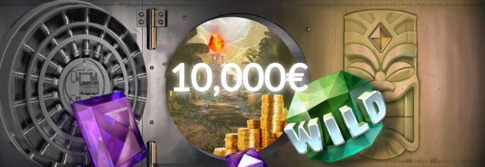 jackpotvillage kasinokampanja