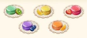macaron symbolit
