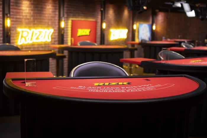 rizk uusi live casino
