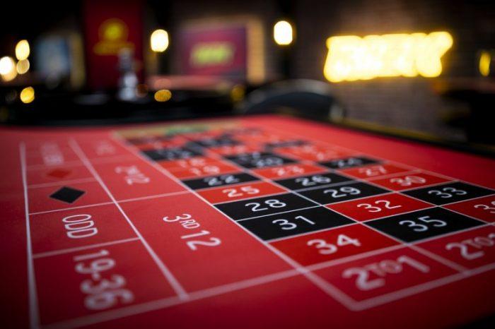 Ruletti Rizk live casinolla