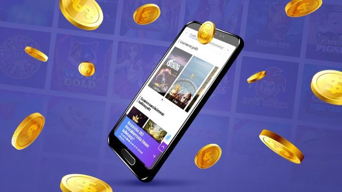 mobiilikasinot tarjoavat bonuksia