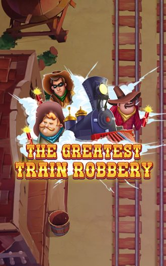 The Greatest Train Robbery kolikkopeli