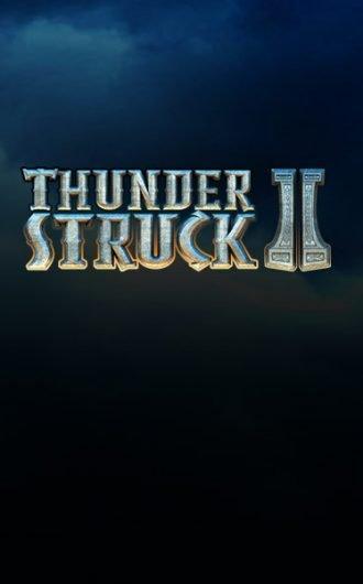 Thunderstruck 2 kolikkopeli