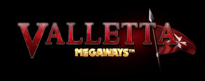 Valletta Megaways kolikkopelin logo