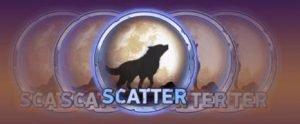 scatter merkki pelissä spinsane