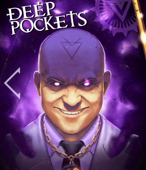 Arcane Reel Chaos Deep Pockets -hahmo