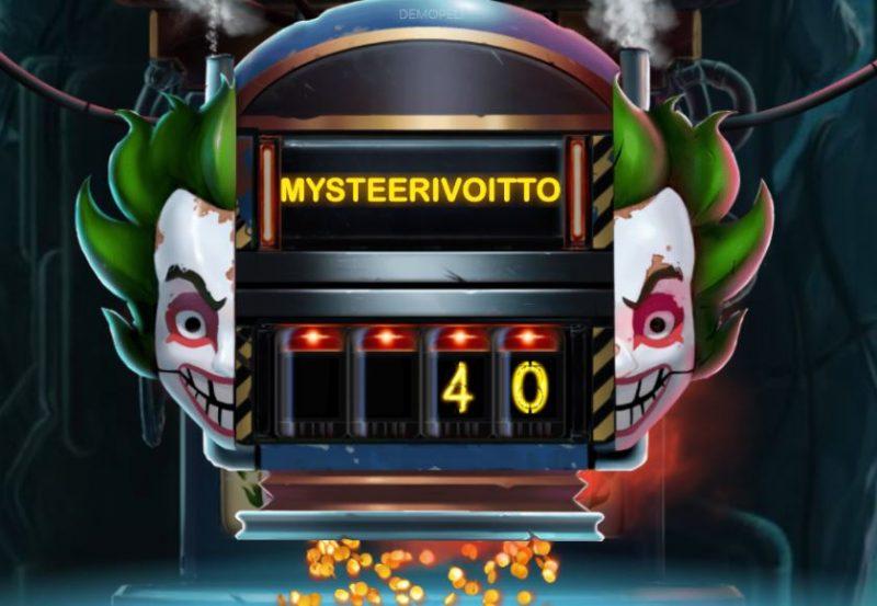 Dark Joker mysteerivoitto