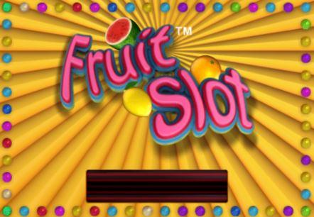 Fruit Slot pelitaulu