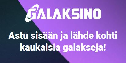 Galaksino kasino teksti etusivu