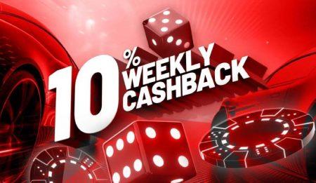 KTO Casino cashback