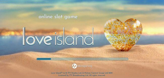 Love Island alkunäyttö