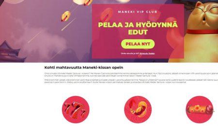 Maneki Casino Vip klubi