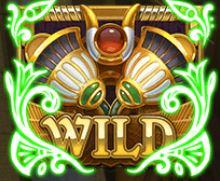 Mercy of the Gods wild-symboli ilmaiskierroksilla