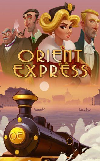 Orient Express kolikkopeli