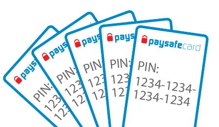 Paysafecard pin-koodit