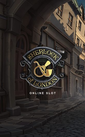 Sherlock of London slotti