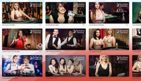 TurboVegas live casino