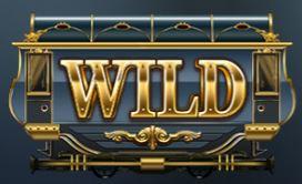 Wild Rails wild-symboli