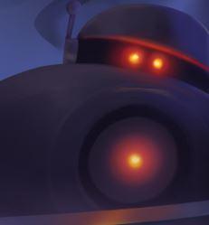 Wild Robo Factory tausta