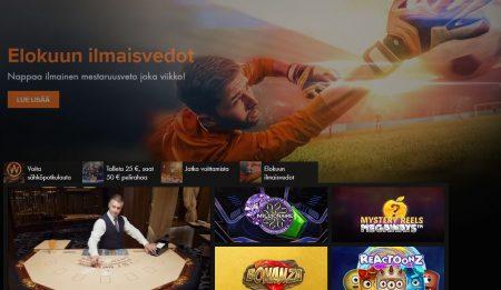 Casino Winner ilmaisvedot