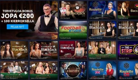 Fortune Jackpots live kasino