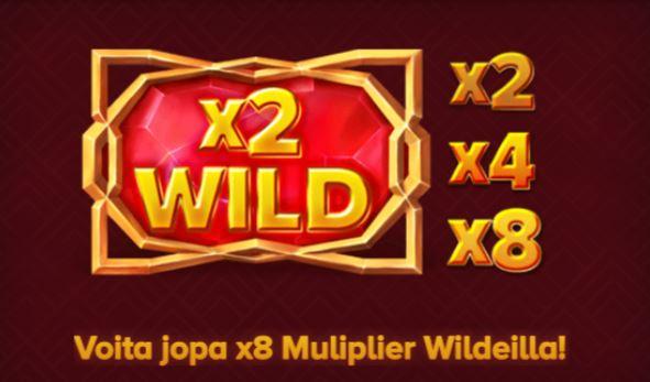 Grand Spinn Multiplier wild
