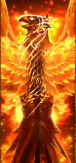 Phoenix reborn wild symboli
