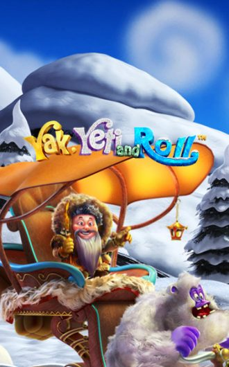 Yak Yeti and Roll kolikkopeli