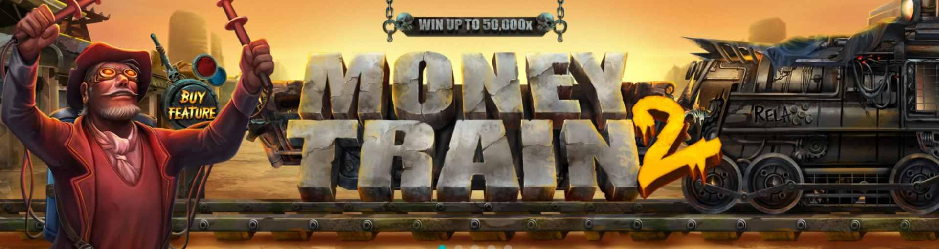 Relax Gaming Money Train 2