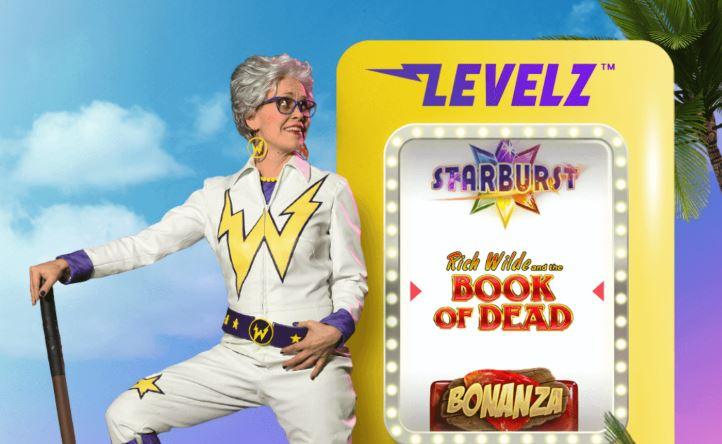 wildz casino levelz bonus