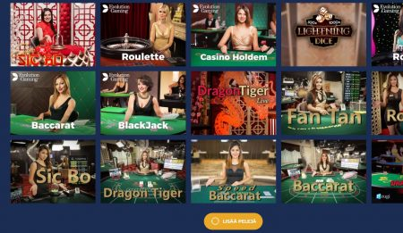 Casoo casino livekasino