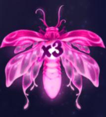 Firefly Frenzy wild