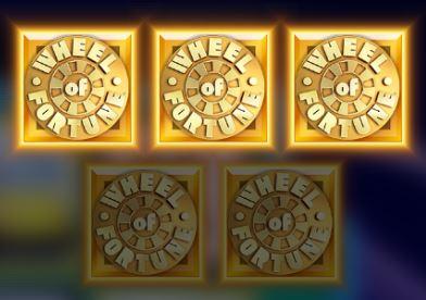 Fortune jackpots wheel