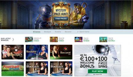 Go Pro Casino live casino