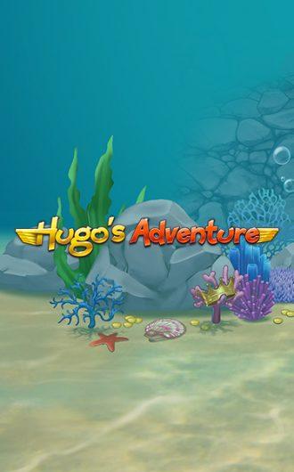 Hugos Adventure kolikkopeli