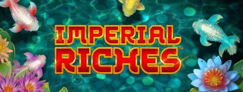 Imperial Riches kolikkopeli