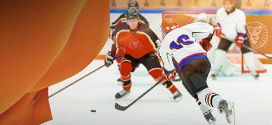 Leo Vegas hockey league
