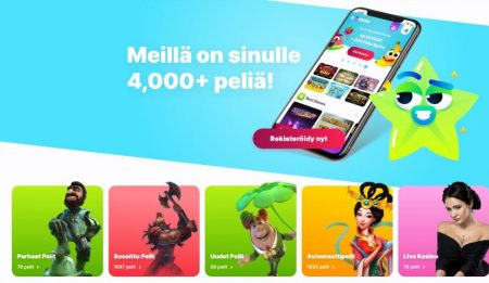 Nomini casino mobiili