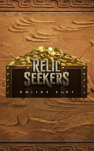 Relic Seekers kolikkopeli