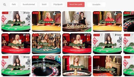 Slotsons live-kasino